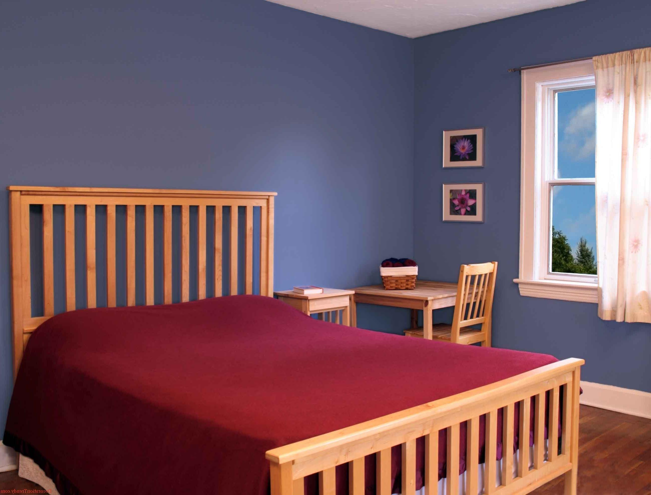 Eine Gute Farbe Zu Malen Schlafzimmer (mit Bildern