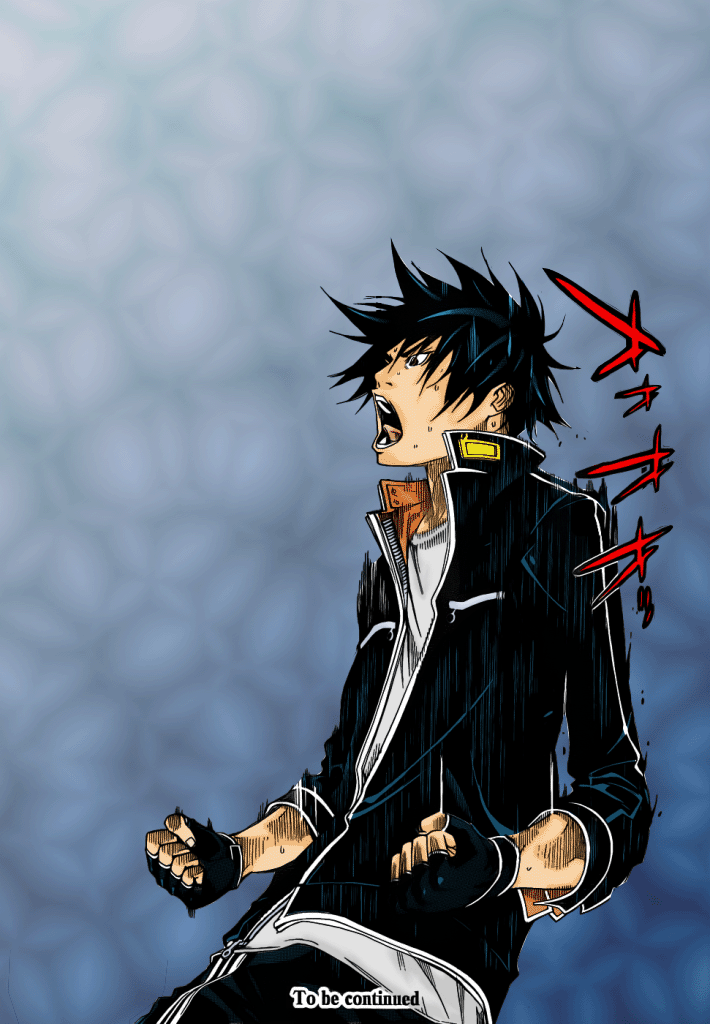 Air Gear 273 Page 14 Ikki by Spitfire95 Air gear, Anime