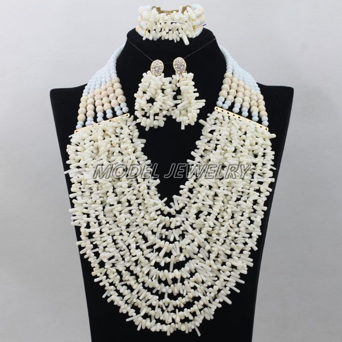 Fashion Color Nigerian Wedding Crystal Beads Mix Coral Beads ...