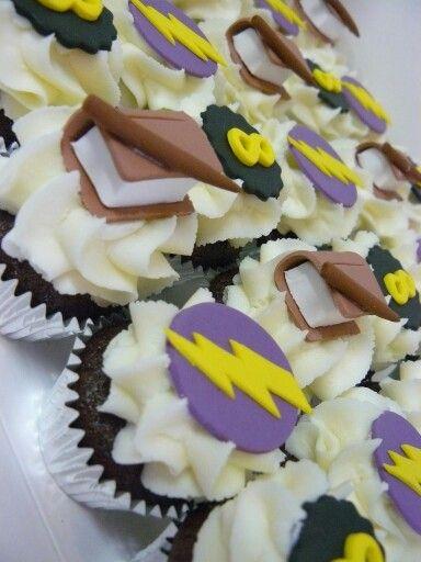 Harry Potter Cupcakes - Mini