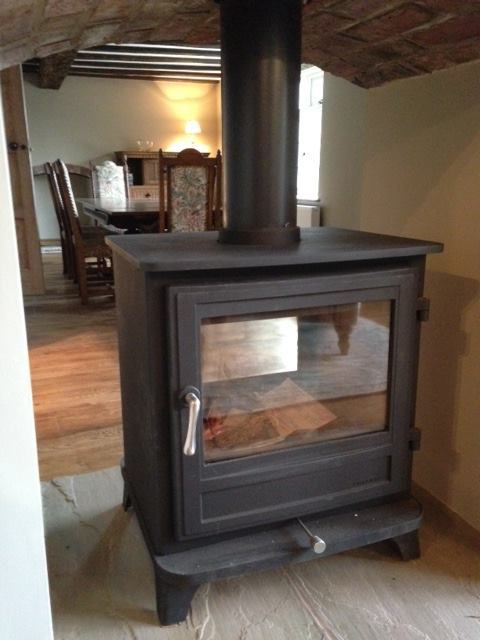 Chesney S Salisbury 10k Double Sided Wood Burning Stove Freestanding Fireplace Wood Stove Fireplace Classic Fireplace