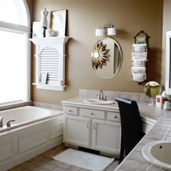 Tips for decorating a bathroom