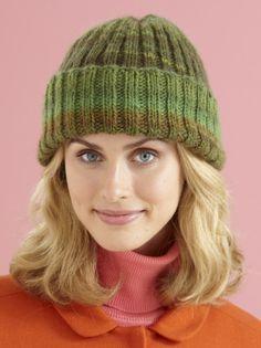 Cozy Cuffed Hat