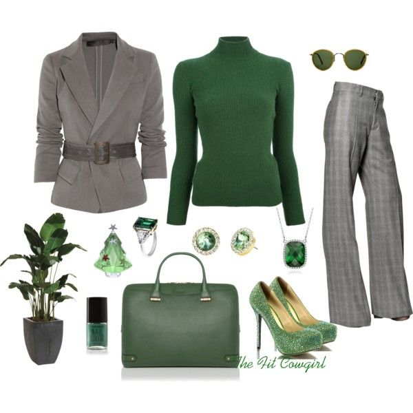 Go Green!, created by thefitcowgirl on Polyvore
