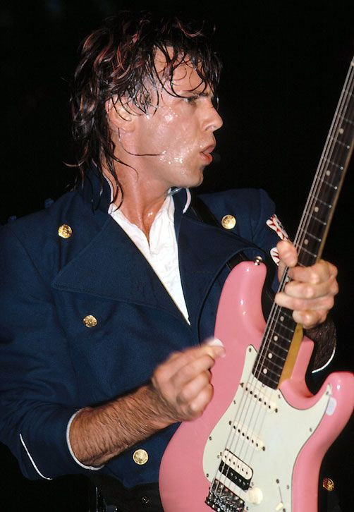 Image result for rick springfield 1984