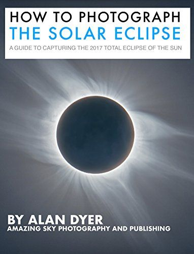 Learn how to photograph the total solar eclipse of August 21 2017 with a wide range of techniques and camera gear:- Simple point-and-shoot and mobile phone cameras- DSLR and Mirrorless still cameras...