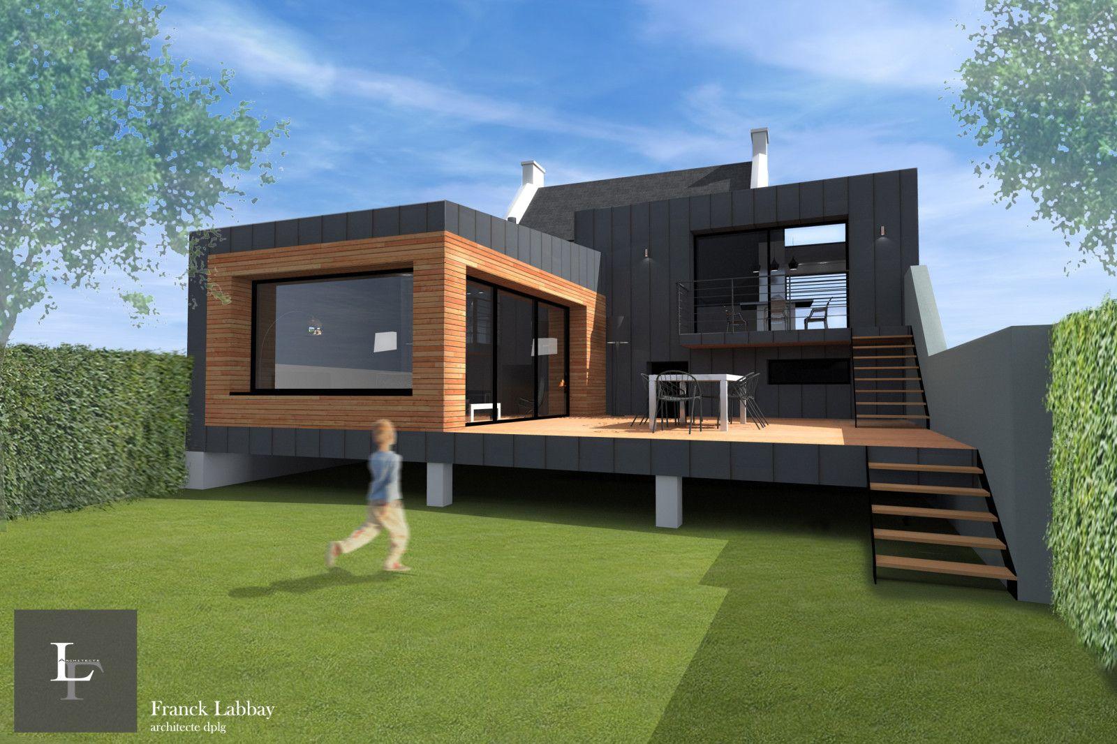 Extension Maison De Ville album - maison bl-extension d'une maison de ville des années 40