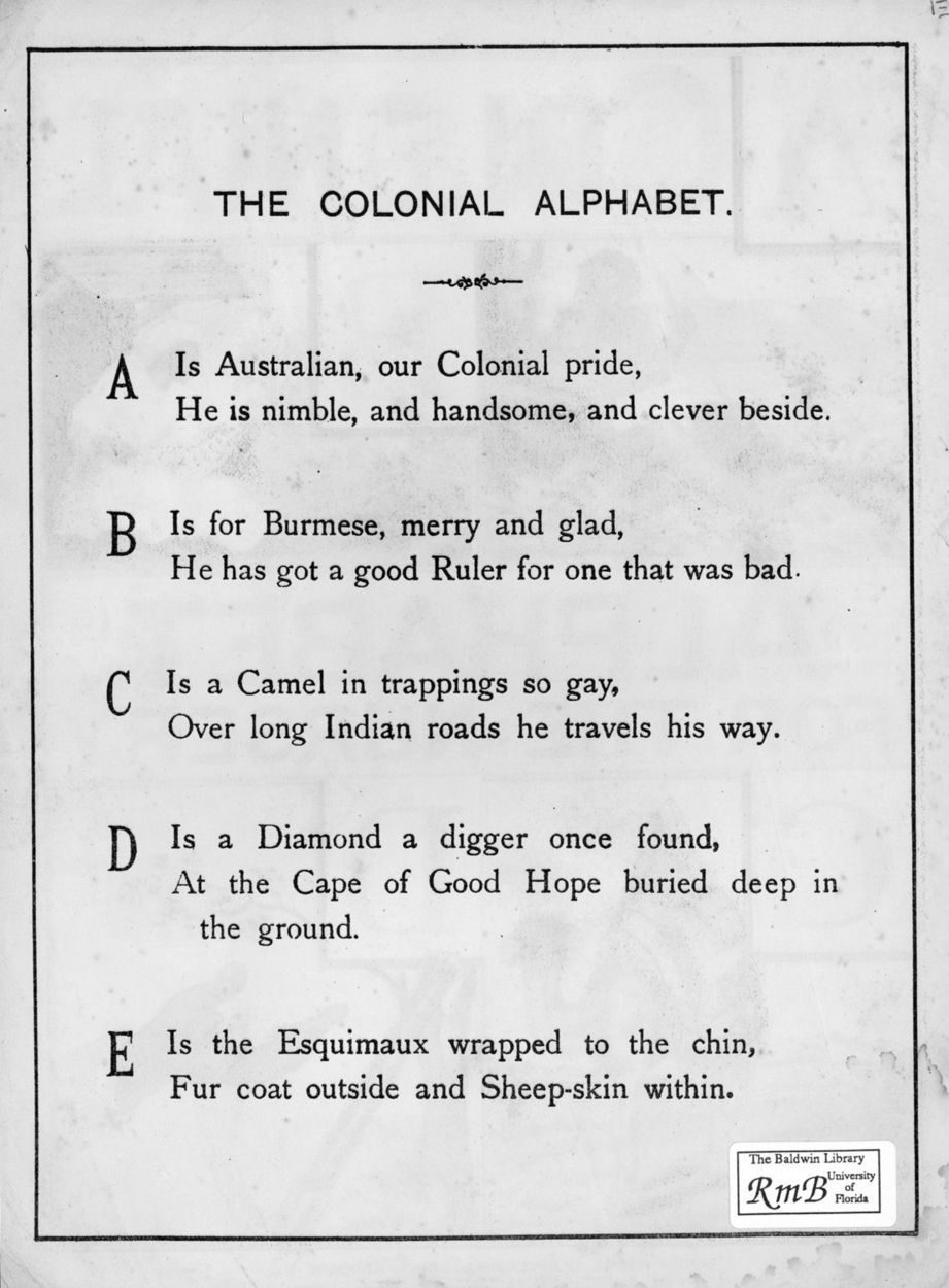 colonial letters how to write