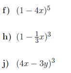 Binomial Expansion Worksheet With Solutions Binomial Theorem Worksheets Math Worksheets