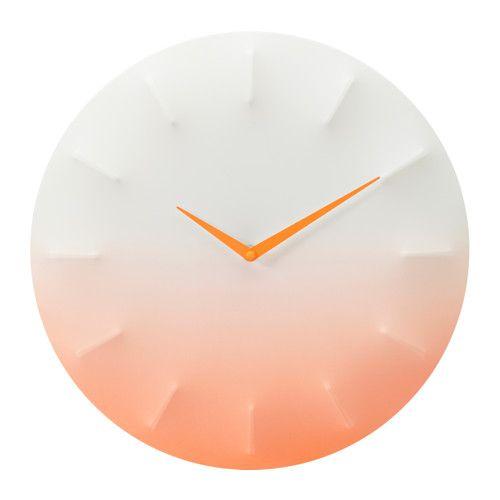 IKEA - SPRALLIS, Wall clock, You can bring the feeling of warm - wanduhren für küche
