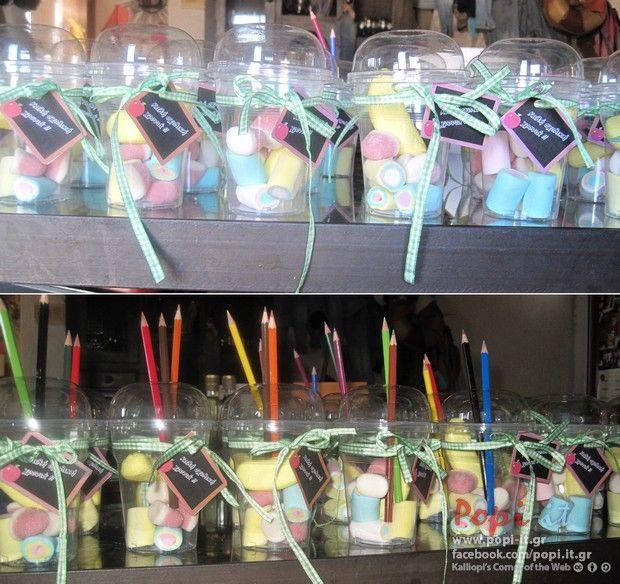 backschool dora31 Δώρο για καλωσόρισμα της σχολικής χρονιάς  με ξυλομπογιές και ζαχαρωτά  handmade gifts prosarmogi