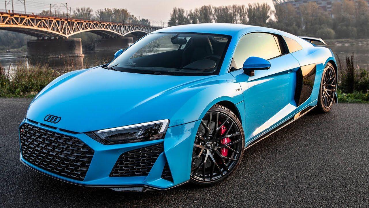 Most Beautiful R8 Ever 2020 Audi R8 V10 Performance 620hp Riviera B Audi Sports Car Audi R8 Blue Audi Cars