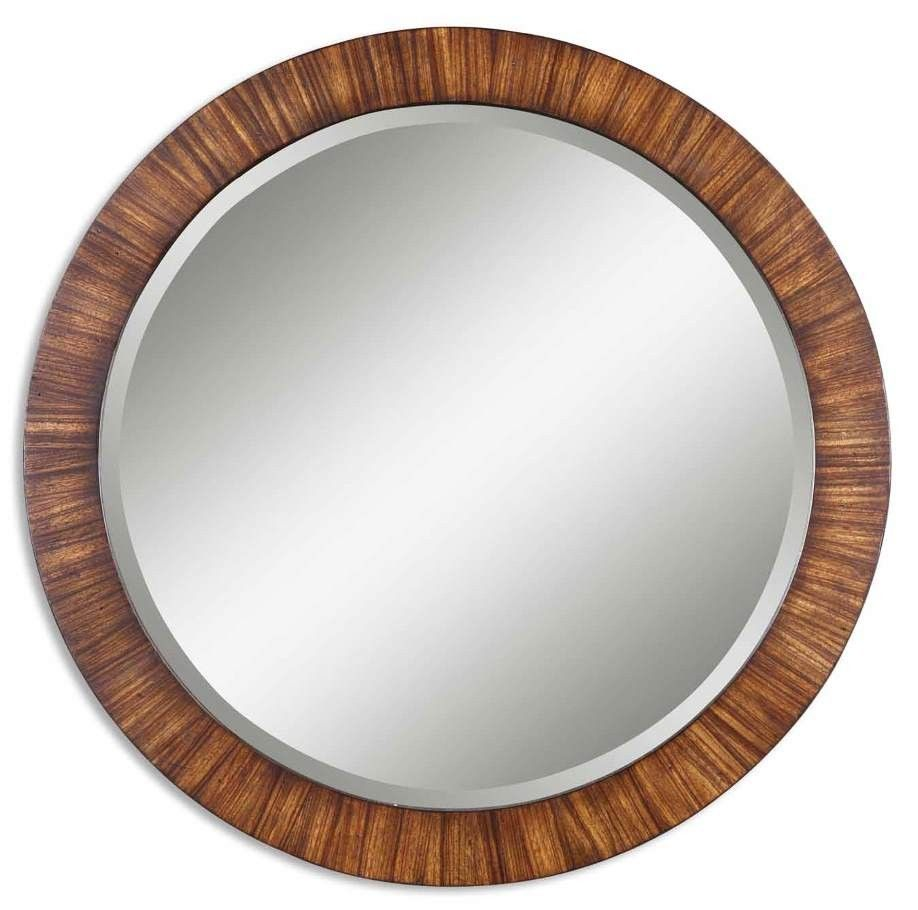 Uttermost Jules Wood Mirror | Furniture, home decor, wall decor, rugs, lamps, lighting outlet.