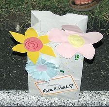 How To Make A Delicates Bag Relay For Life Celebration Of Life Luminaries Bags