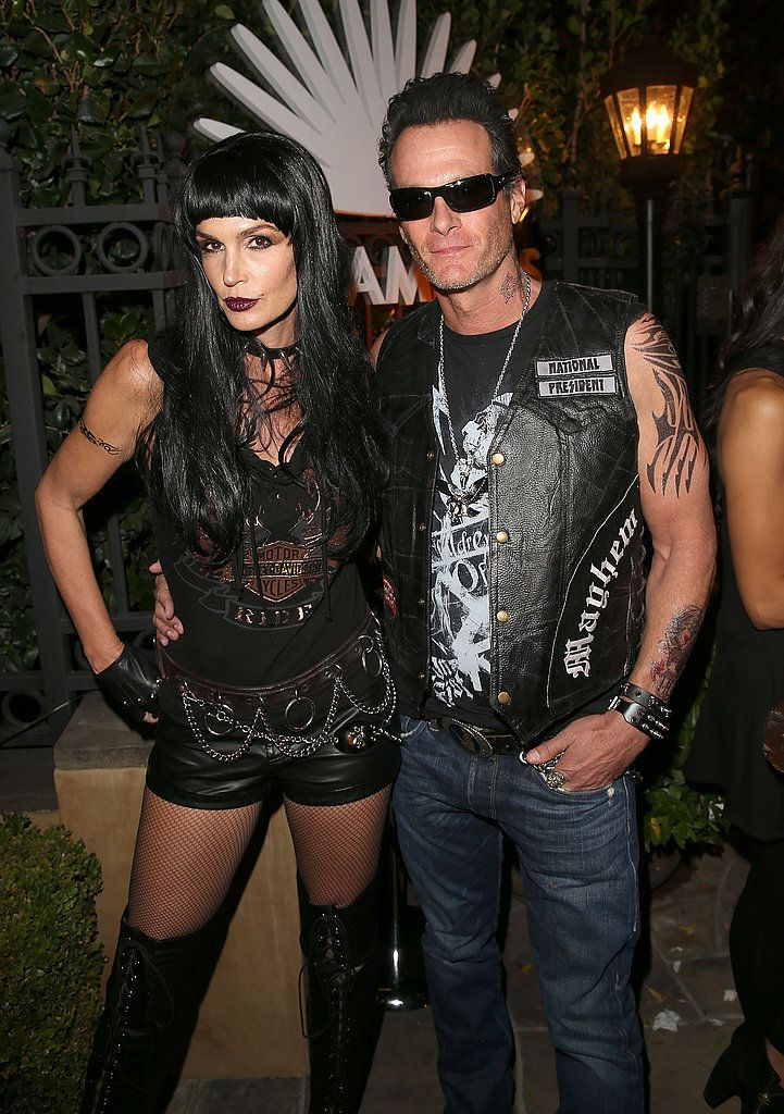 Rande Gerber and Cindy Crawford Host the Ultimate Star-Studded - celebrity couples halloween costume ideas