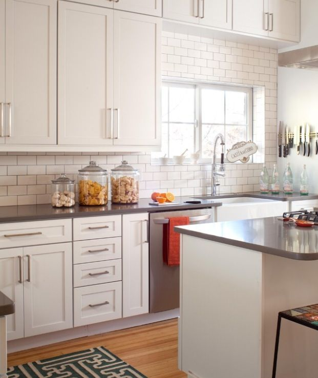 Off White Kitchen Cabinets With Light Floors: Image Result For Ikea Grimslov Kitchen