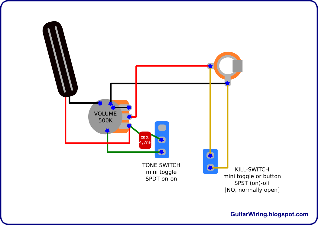 The Guitar Wiring Blog  diagrams and tips: Guitar Wiring