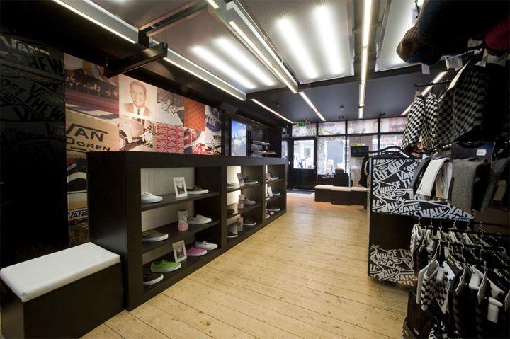 Vans Store at Covent Garden, London fashion | Vans store