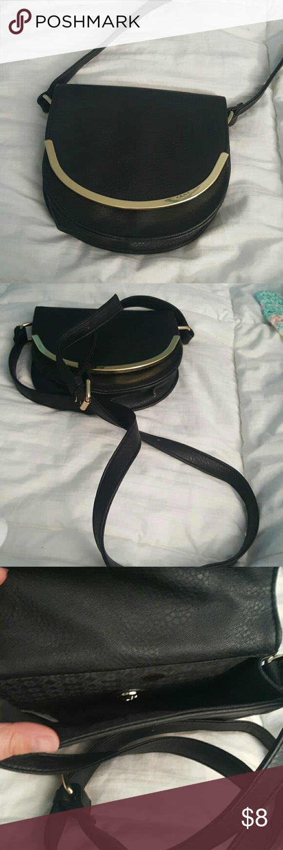 Black crossbody Like new Charming Charlie Bags Crossbody Bags