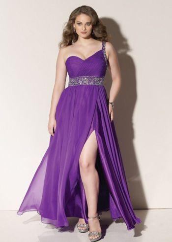 white and lavender wedding dress plus size - Google Search ...