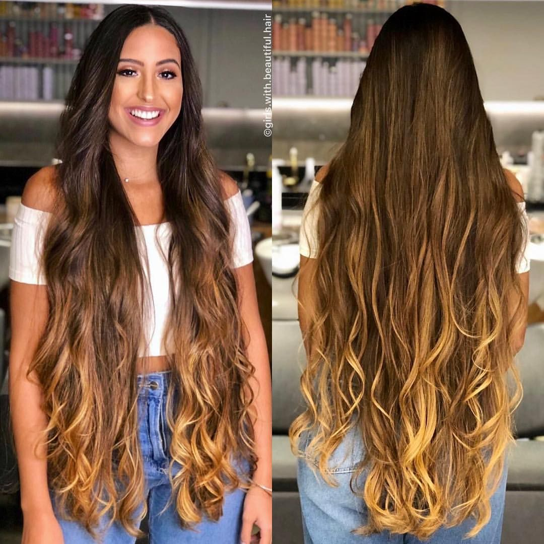Girls With Beautiful Hair On Instagram Thank You To Pam Azeredo For These Wonderful Pictures She Has Such Long Hair Styles Short Hair Color Lustrous Hair