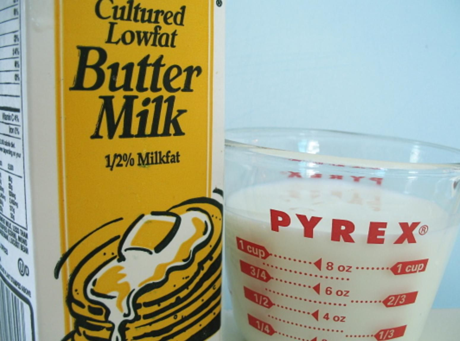 Orange Buttermilk Salad Recipe Buttermilk How To Make Buttermilk Baking Substitutes