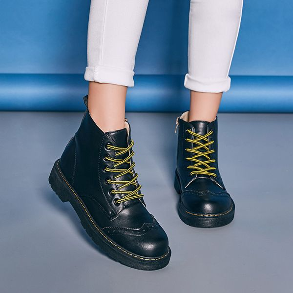 Women Outdoor Casual Fashion Lace Up