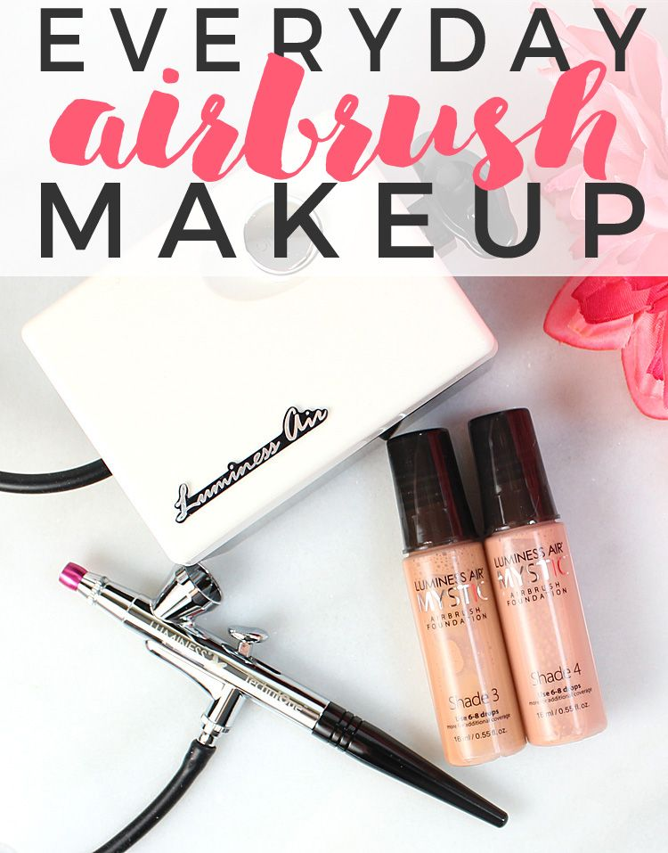 Currently Obsessed: Luminess Air Mystic Airbrush Foundation ...