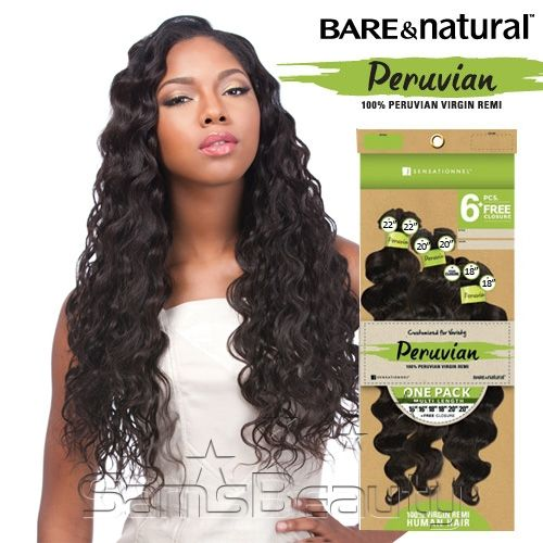 Sensationnel unprocessed peruvian virgin remy human hair weave sensationnel unprocessed peruvian virgin remy human hair weave barenatural loose deep 6pcs pmusecretfo Choice Image