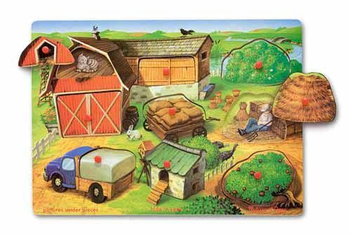 Our little farm girl loves all things farm related ...