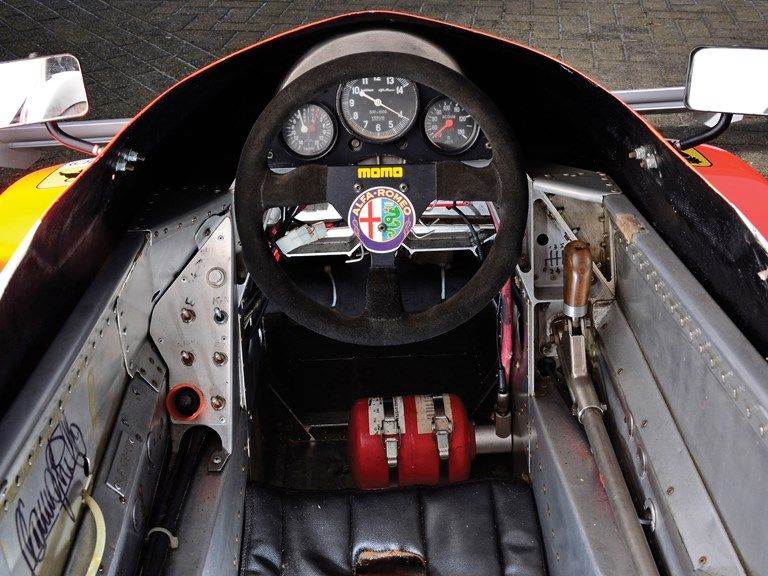 1980 Alfa Romeo Tipo 179 Formula One Monoposto Alfa Romeo Classic Racing Cars Romeo