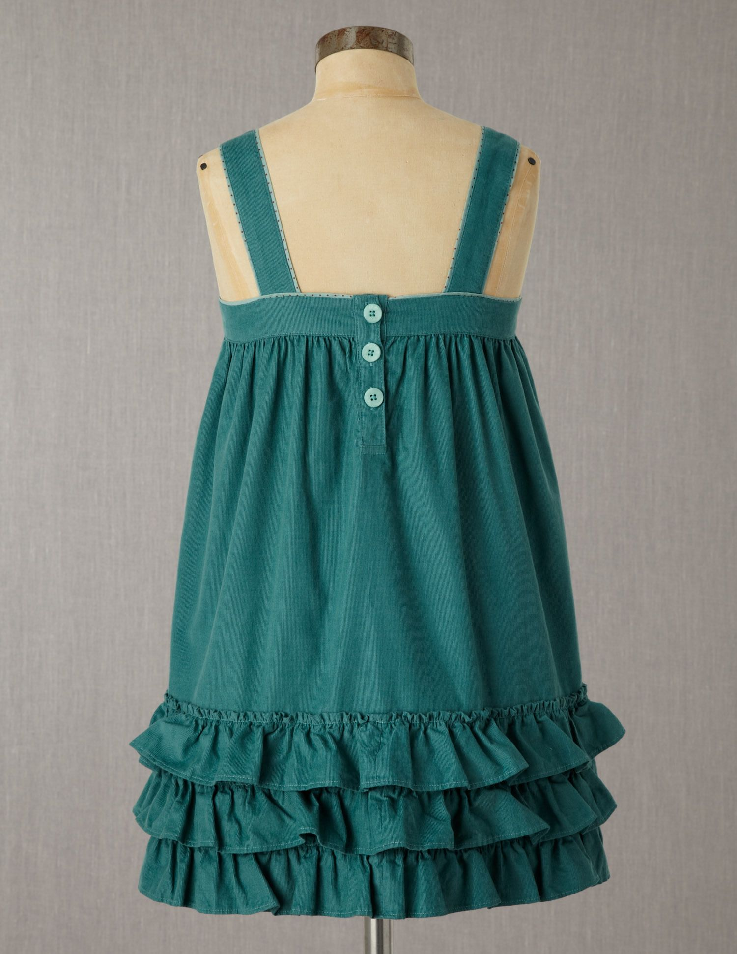 4d28a084e499 Emerald Mini Boden Cord Pinafore | style file | Girls dresses sewing ...