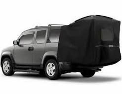 Honda Element Cabana Tailgate Tent (support poles sold separately)  sc 1 st  Pinterest : honda element tailgate tent - memphite.com