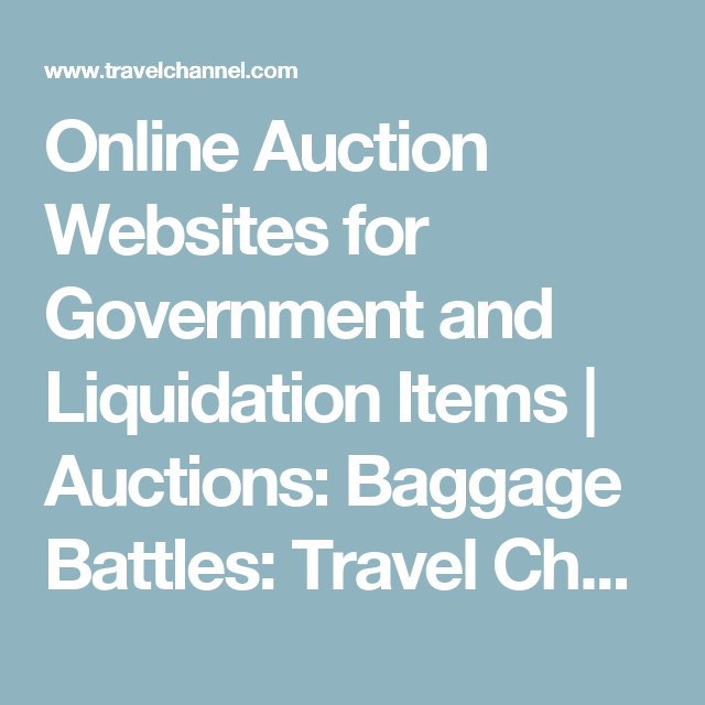 Ready Set Bid Government And Online Auctions Children With Autism Autism Children