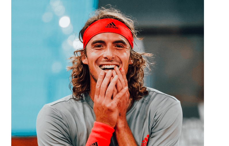 Greece S Tennis Sensation Stefanos Tsitsipas Has Reached Number 6 In The Atp World Rankings For The First Time And Is Destin Tennis Tennis Stars Tennis Players