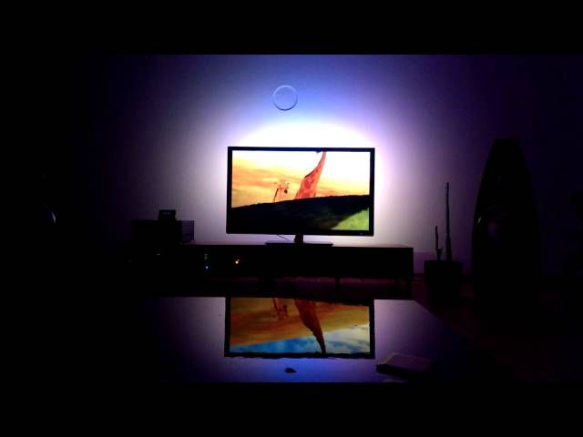 diy ambient lighting. Build Your Own Ambient Lighting System With A Raspberry Pi And XBMC Diy