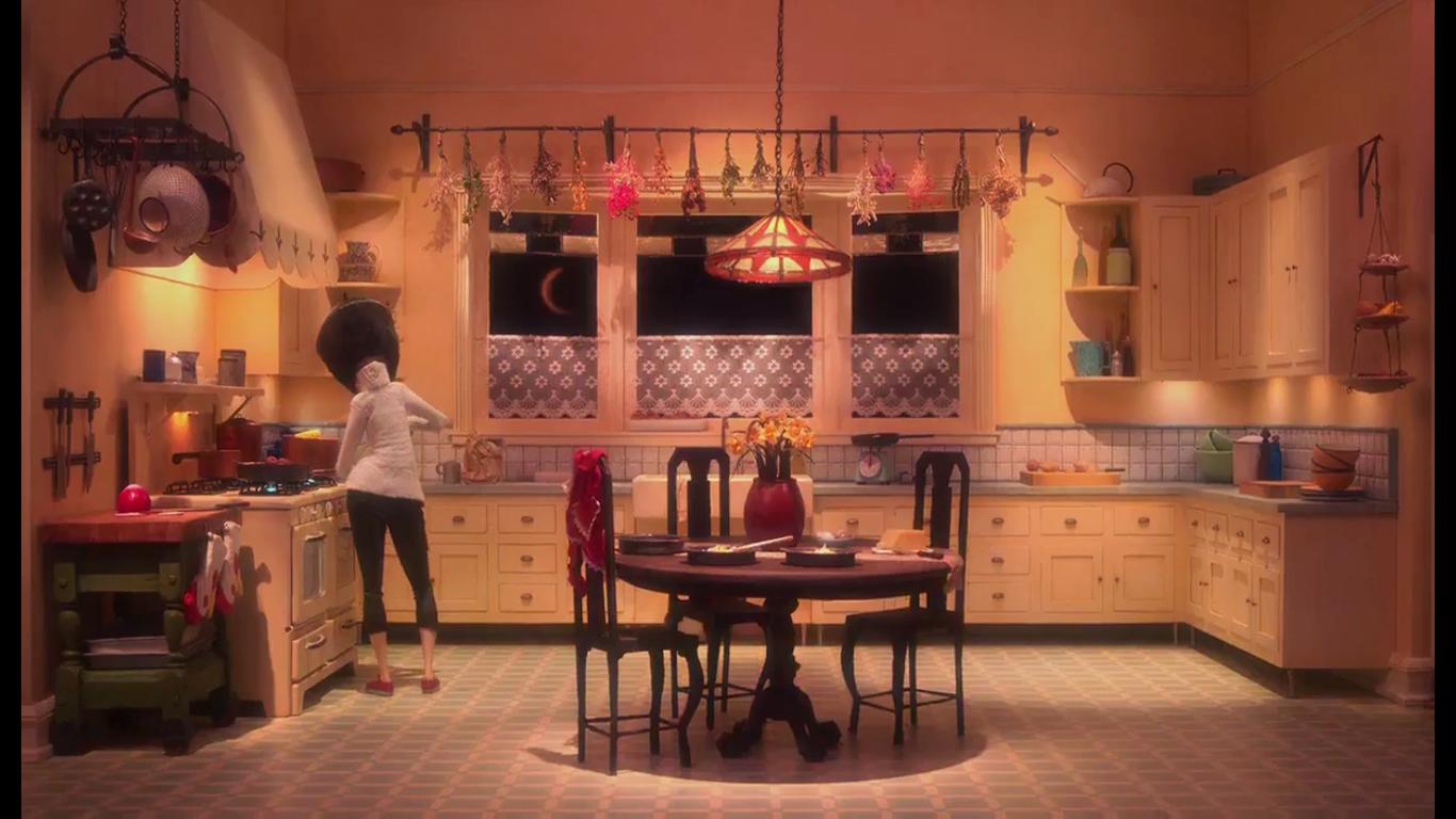 Pink Palace Kitchen In Coraline Coraline Coraline Jones Coraline Aesthetic