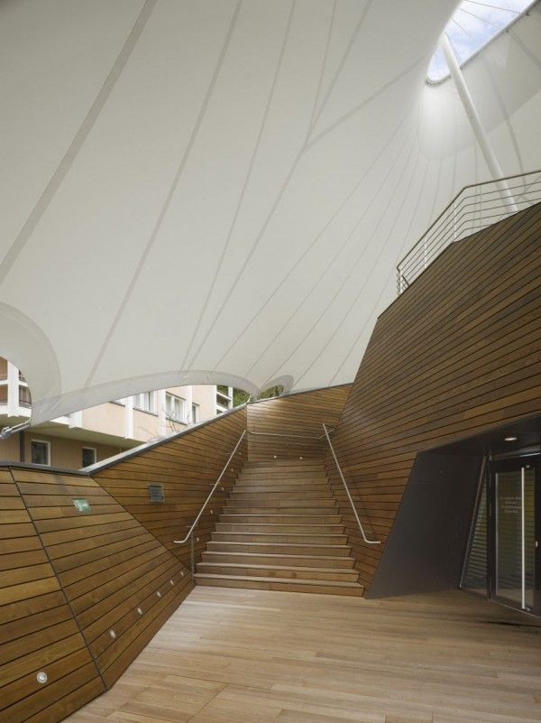 Roof membrane by formTL