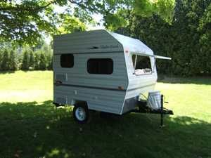 Small Travel Trailers Ultralight