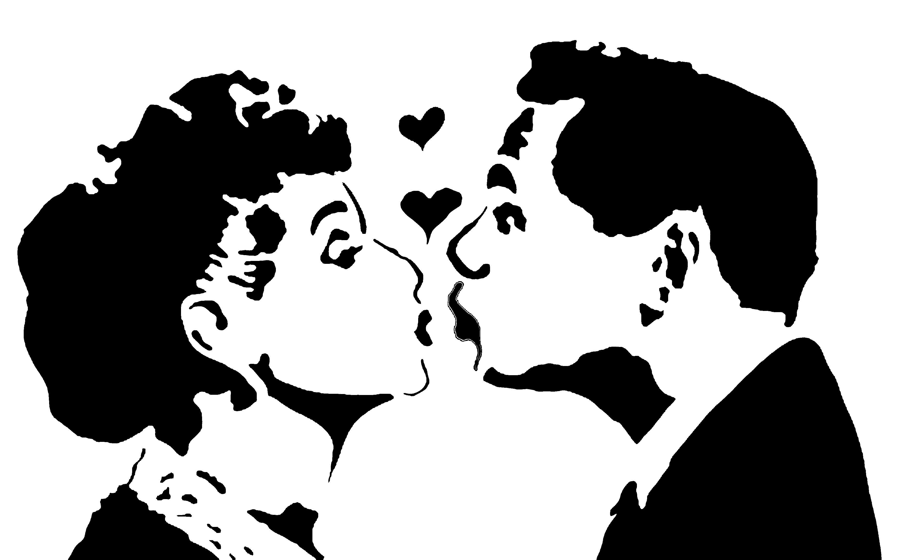 I Love Lucy Stencil I Love Lucy Love Lucy Romantic Wallpaper