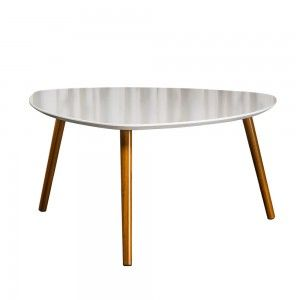 Table basse IVALO blanche