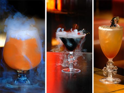 3 halloween cocktails from the family kitchen devil 39 s Good halloween cocktails