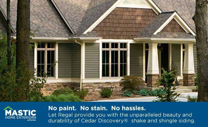 Vinyl Siding Color Combinations Vinyl Siding Color Combinations Visit Regalhomeimprovement Com House Paint Exterior House Exterior House Colors