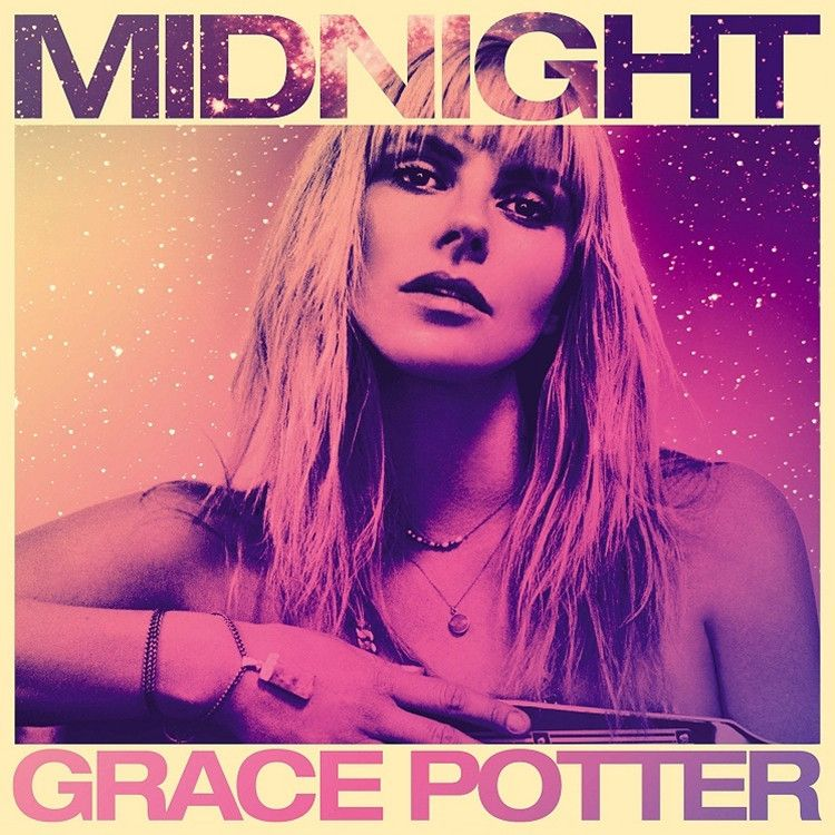 Grace Potter Midnight Vinyl 2lp Download Grace Potter Music Albums New Music Albums