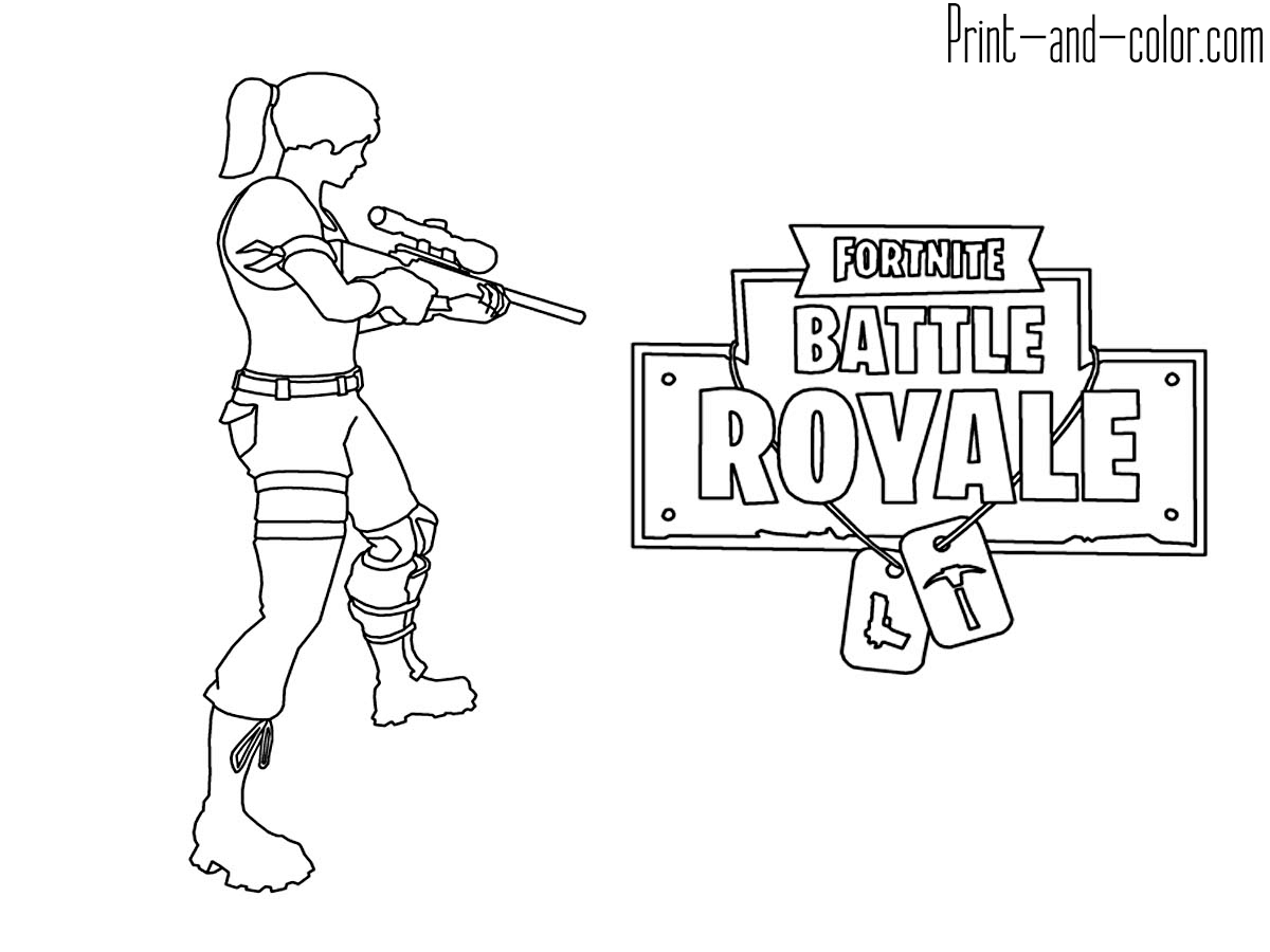 Image result for fortnite printable colour Coloring