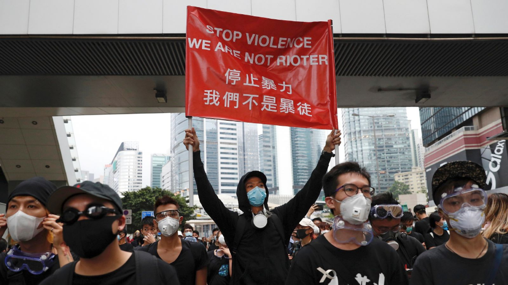 What Hong Kong S Protestors Can Teach Us About The Future Of