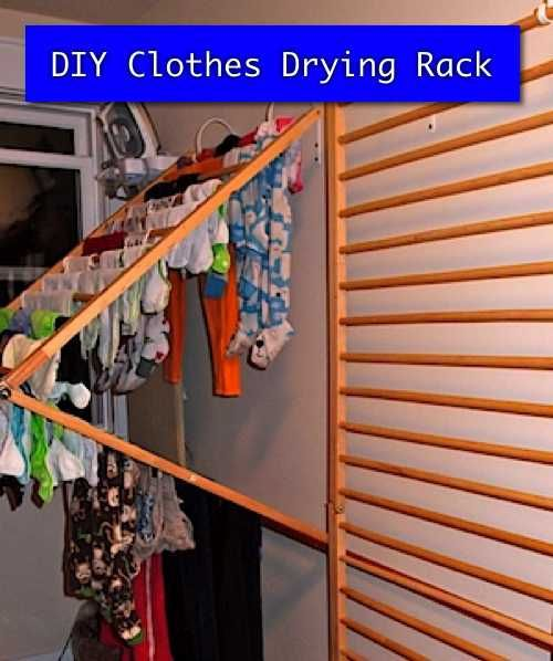 Best 25+ Clothes Drying Racks Ideas On Pinterest