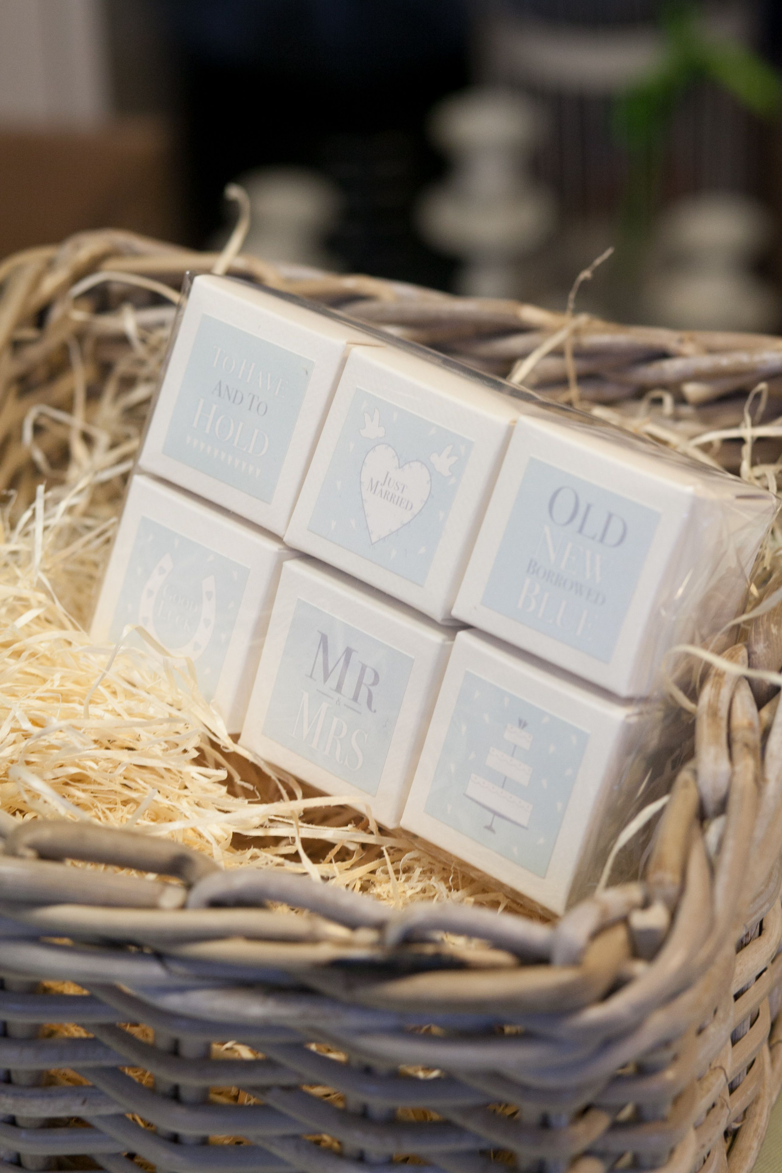 Want to combine the traditional with the quirky? Our wedding favours ...