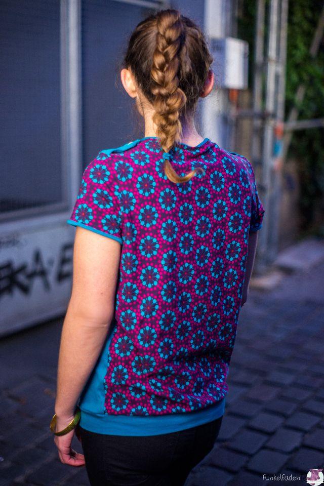 Shirt nähen - Marla von Kreativlabor Berlin