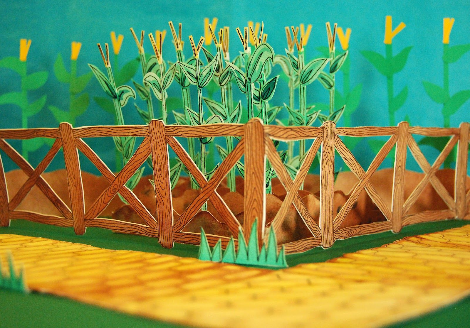 Wizrd Of Oz Corn Field Ideas | The Wizard Of Oz